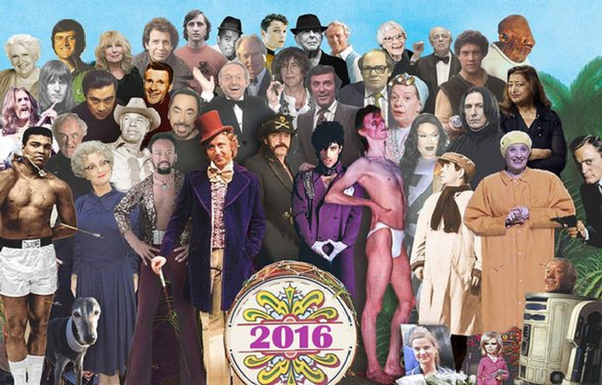 Should 2016 Be A Year To Be Dismissed Or A Year To Hold On To?