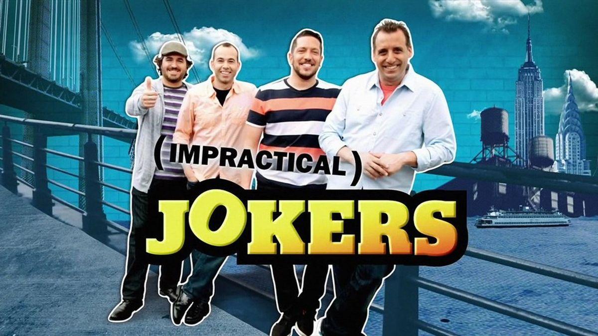 Top 10 Funniest Moments On Impractical Jokers