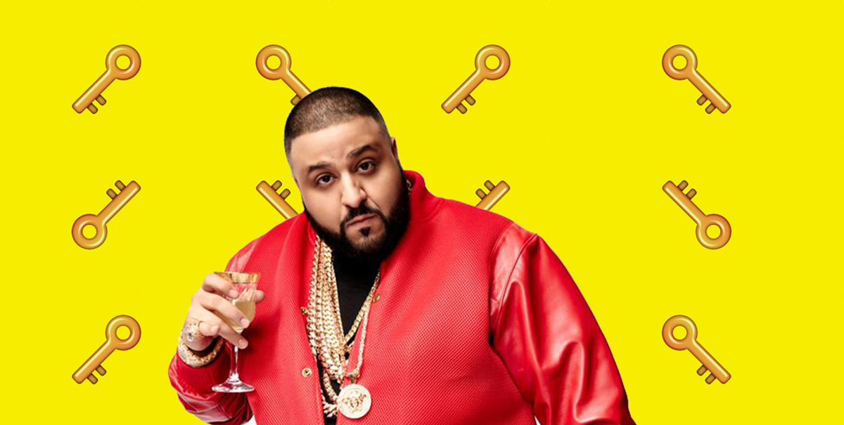 10 Keys I'm Taking From DJ Khaled into 2017