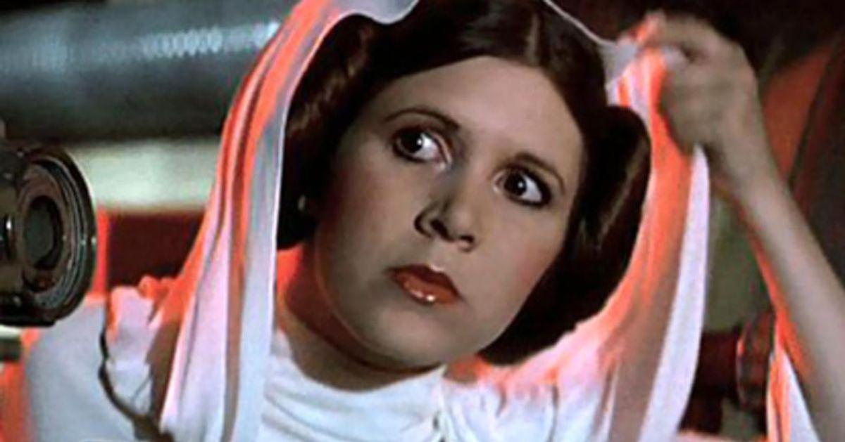 What Princess Leia Taught Me