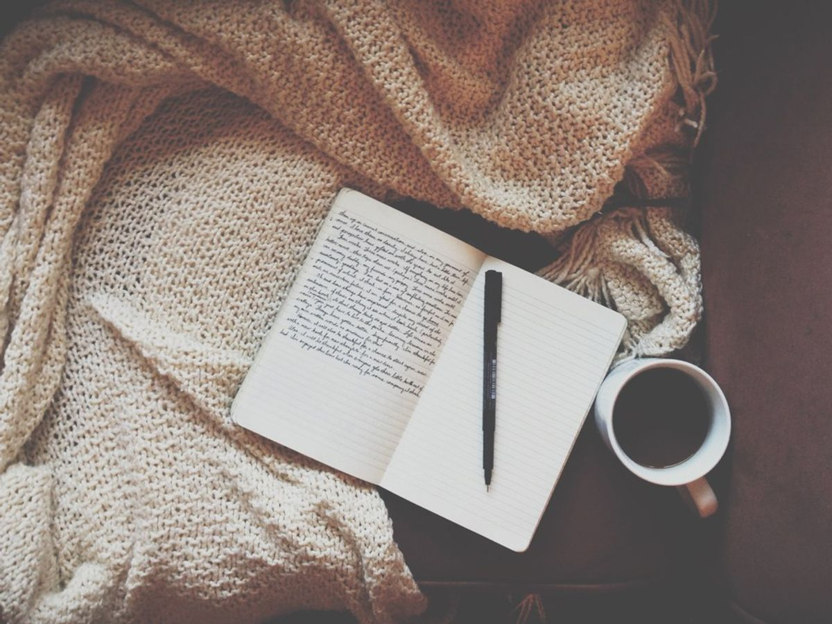 Why 2017 Should Be The Year You Start Journaling