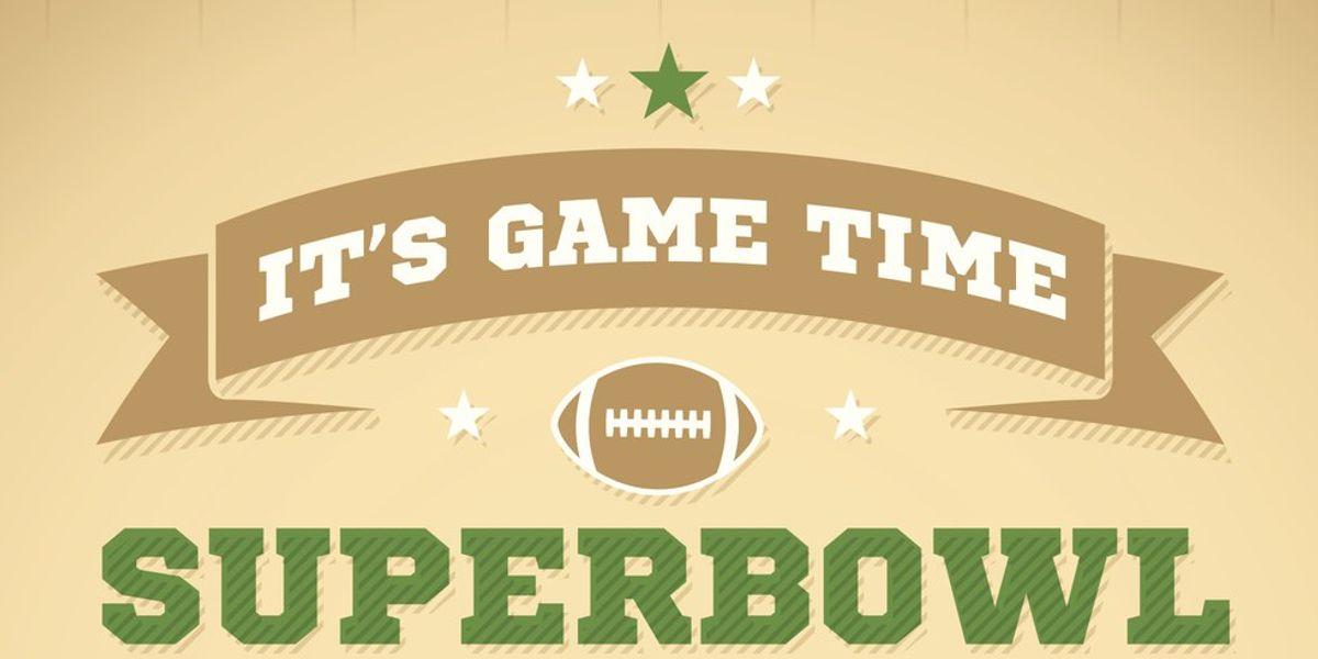 10 Fun & Simple Super Bowl Party Ideas