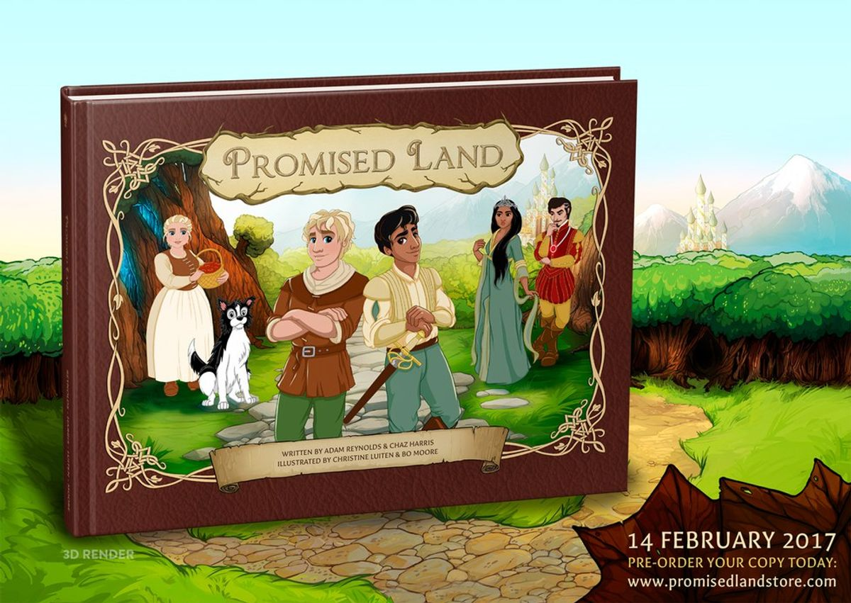 Promised Land: An LGBTQ+ Children's Book
