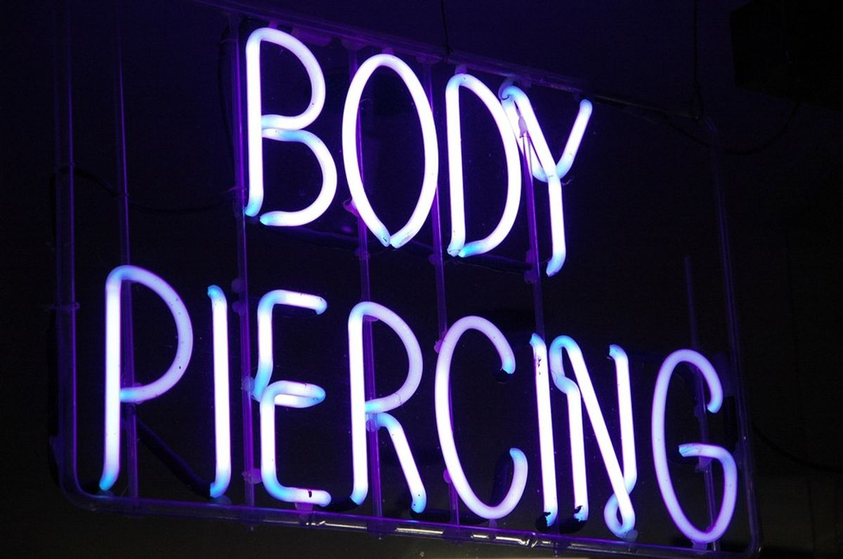 6 Common Piercings And What You Need To Know About Them
