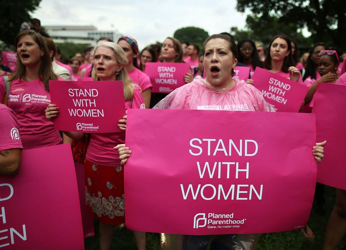 Why We Need Planned Parenthood