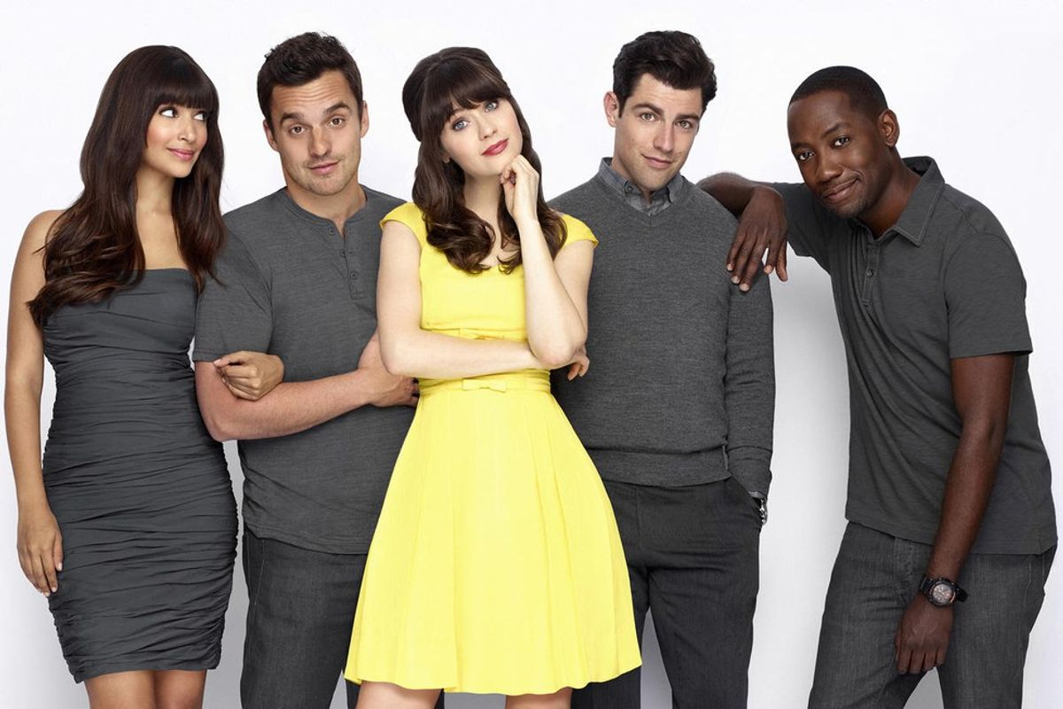 Going Back To Classes As Told By 'New Girl'