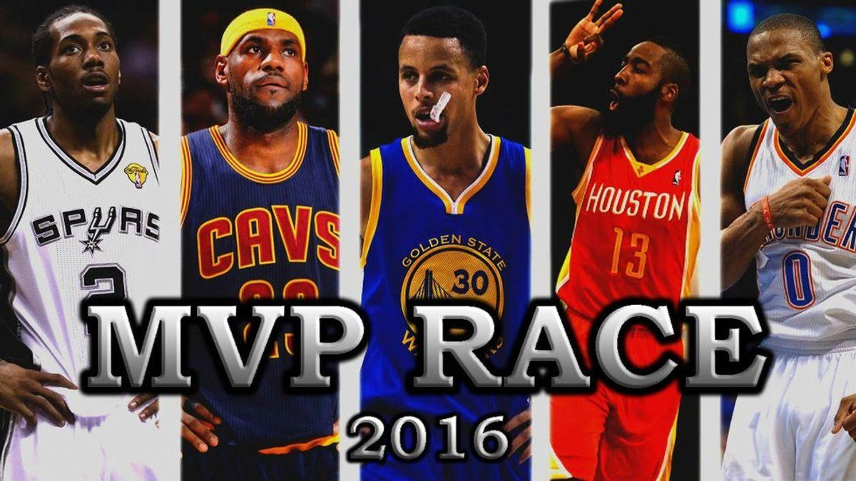 Top NBA MVP Candidates