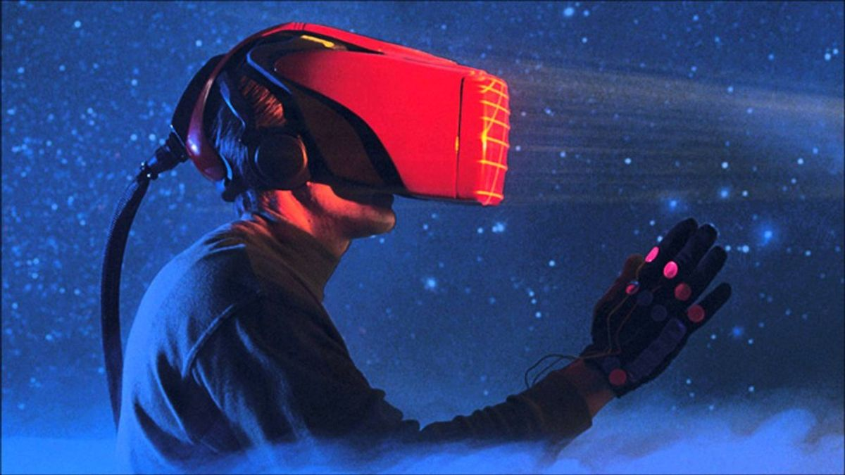 The Real of Virtual Reality