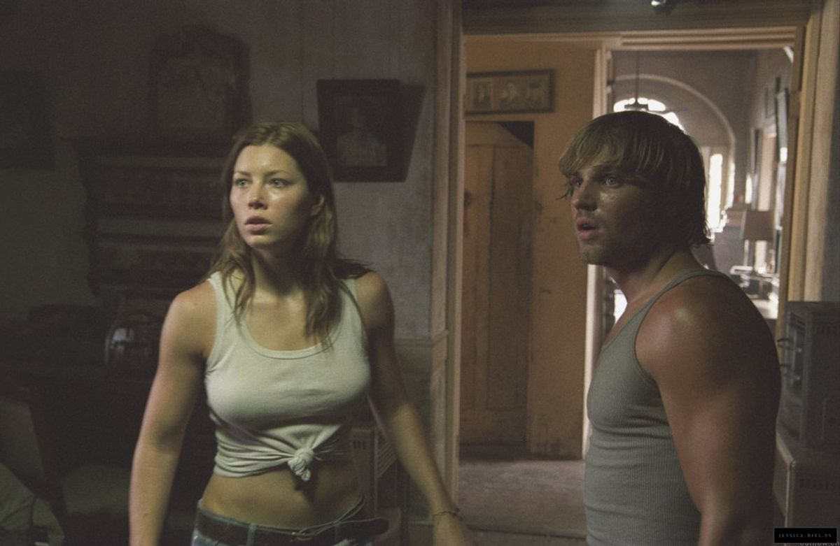 The Final Girl Tank Top Theory