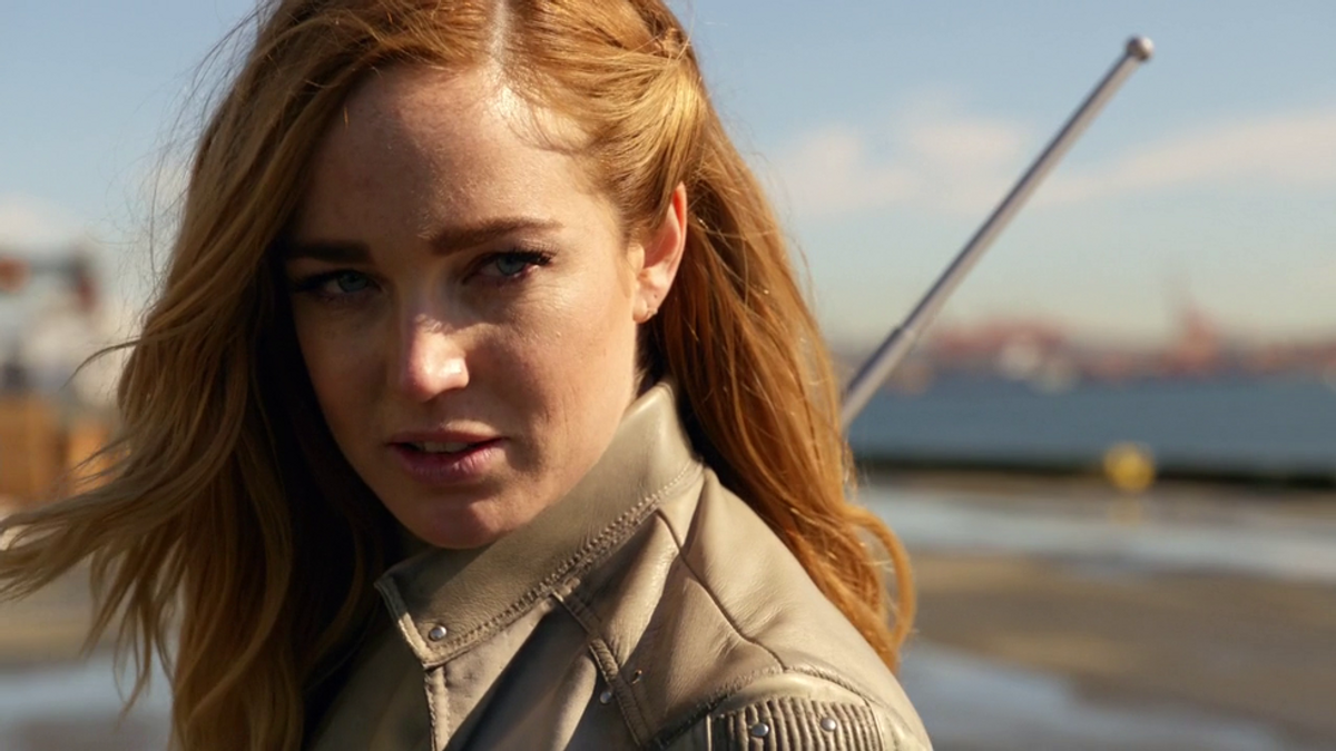 """8 Reasons To Love Sara Lance From DC's """"Legends of Tomorrow"""""""