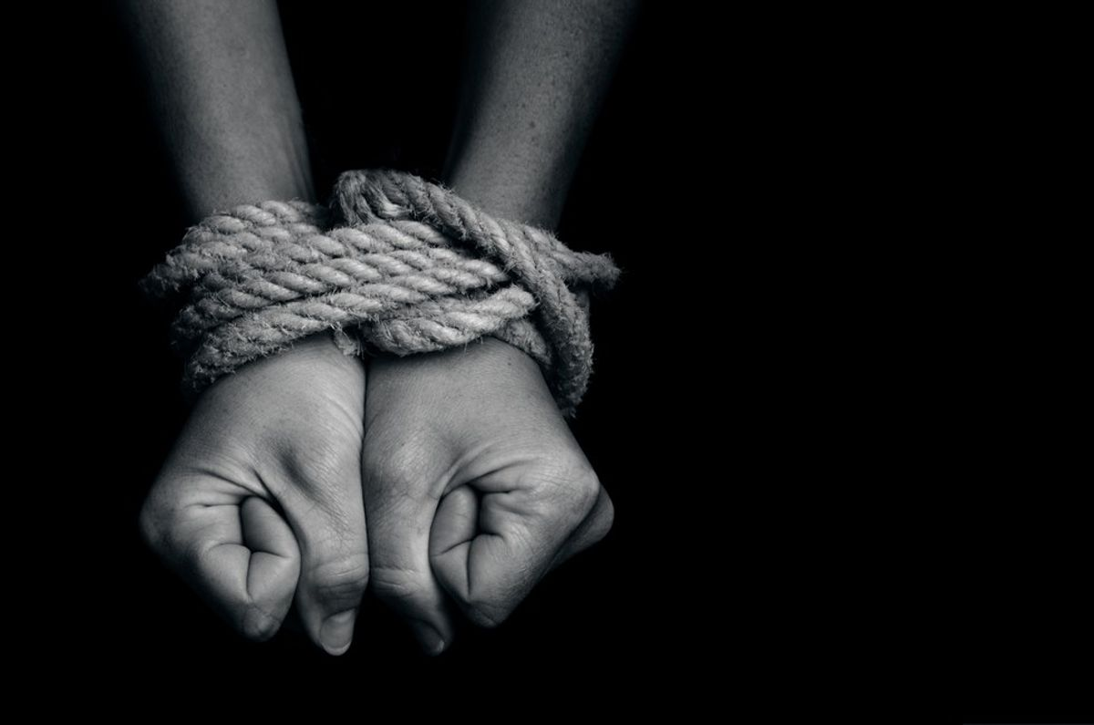 Human Trafficking Awareness Day and Month