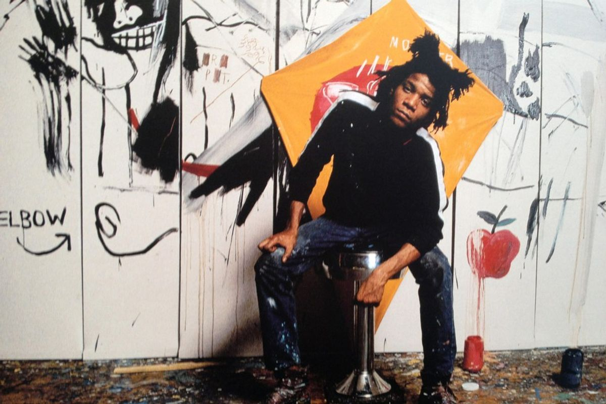 10 Basquiat Pieces I Wish I Owned