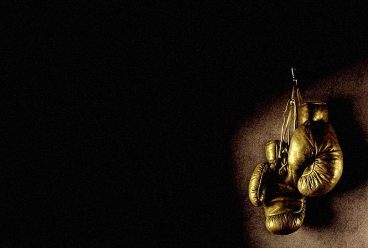 My Experience As A Self-Taught Boxer