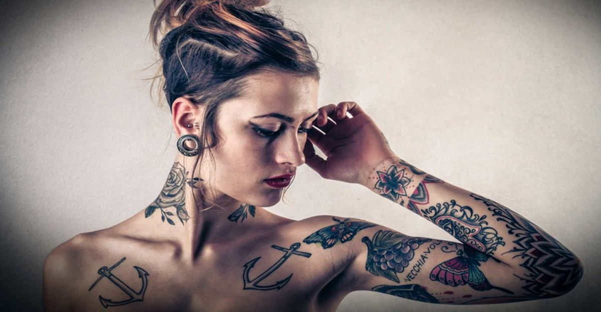 Five Reasons Why Tattoos Are So Addicting