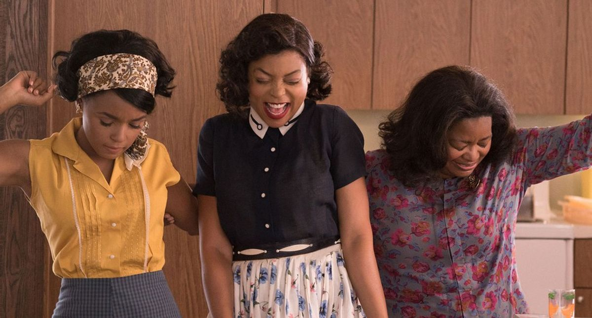 Why Everyone Needs To See 'Hidden Figures'