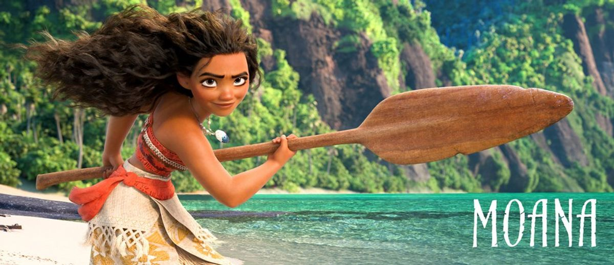 Why Moana Is Actually A Badass Feminist Movie