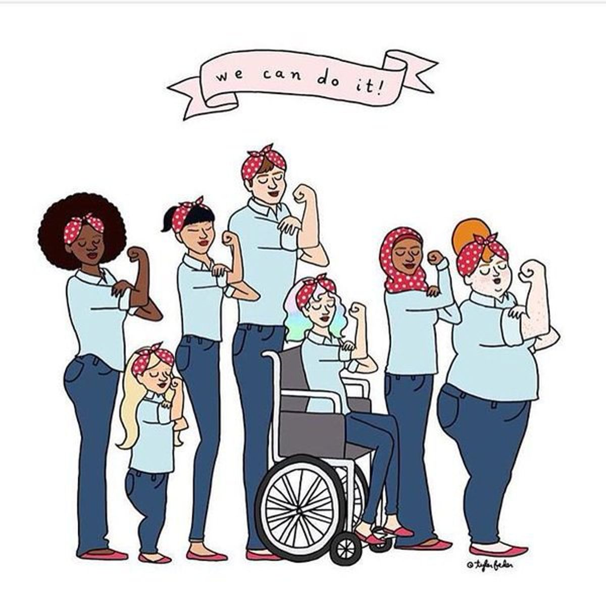 Why Intersectional Feminism Is So Important