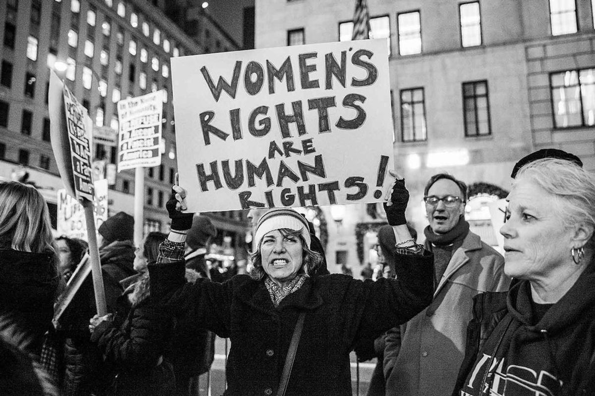 Why The Women's March On Washington Is So Important