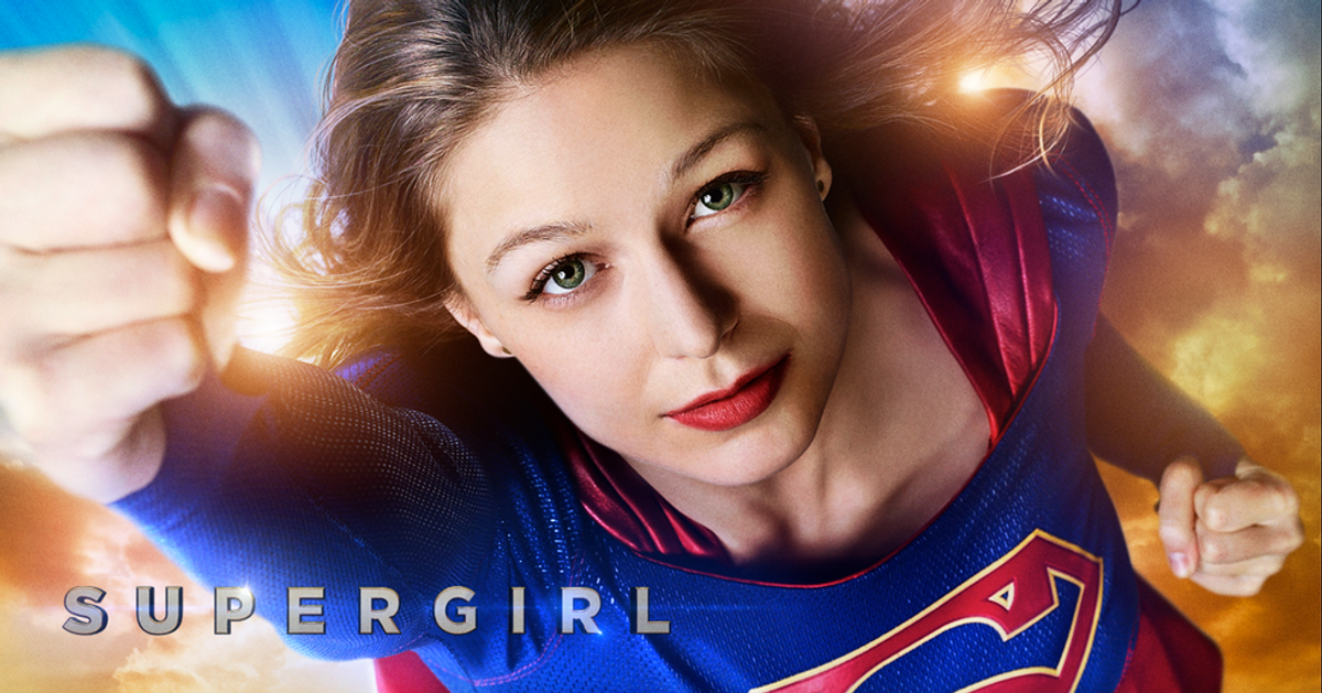 Why 'Supergirl' Is Exactly What We Need