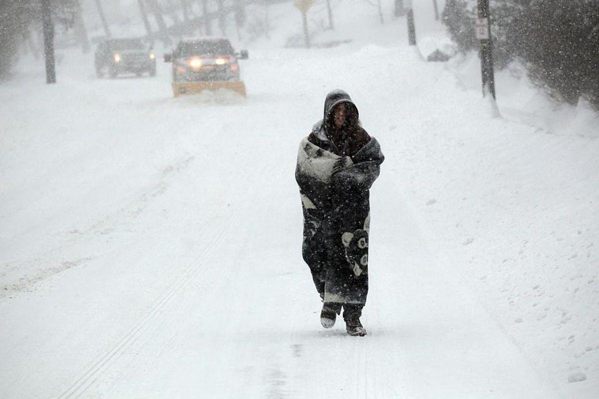 10 Things That Happen When It Snows In Rhode Island