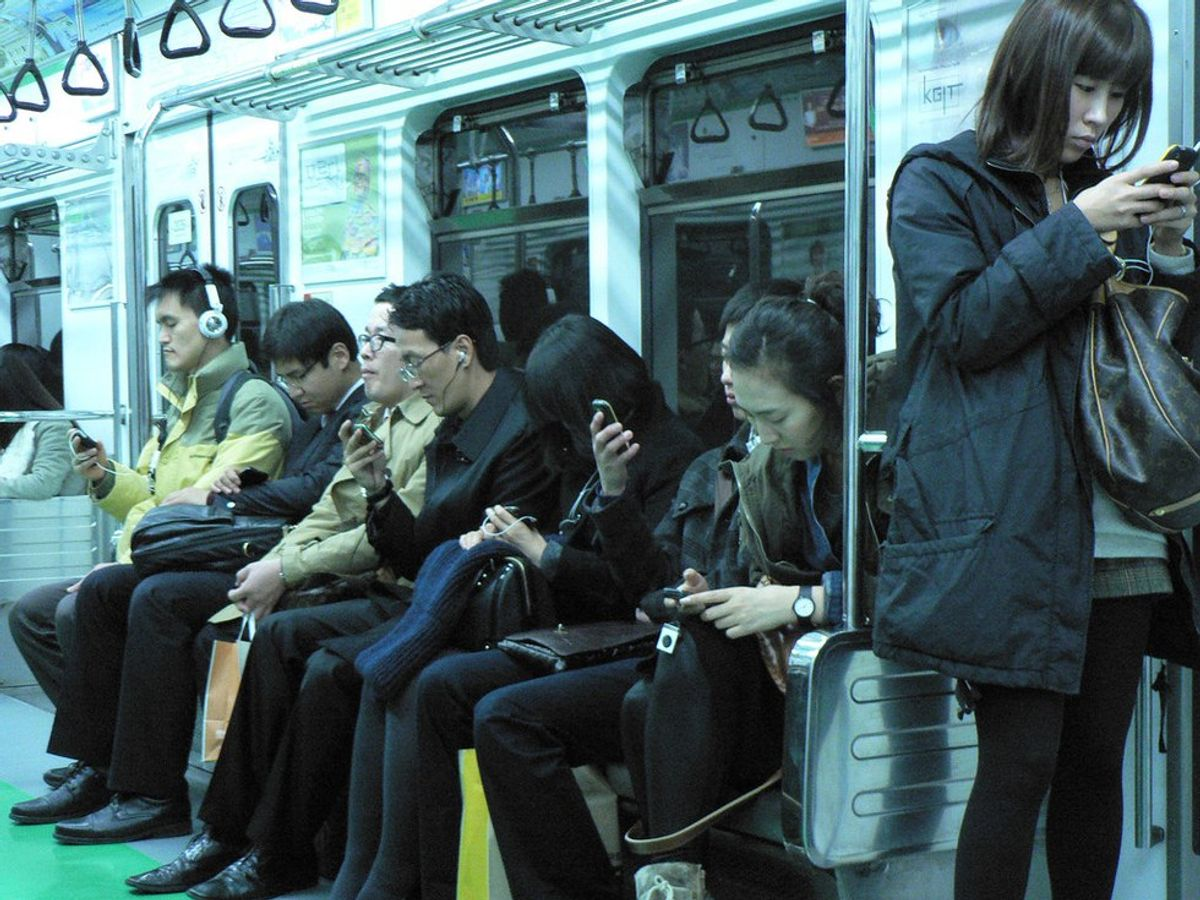 Cell Phones and Human Interaction