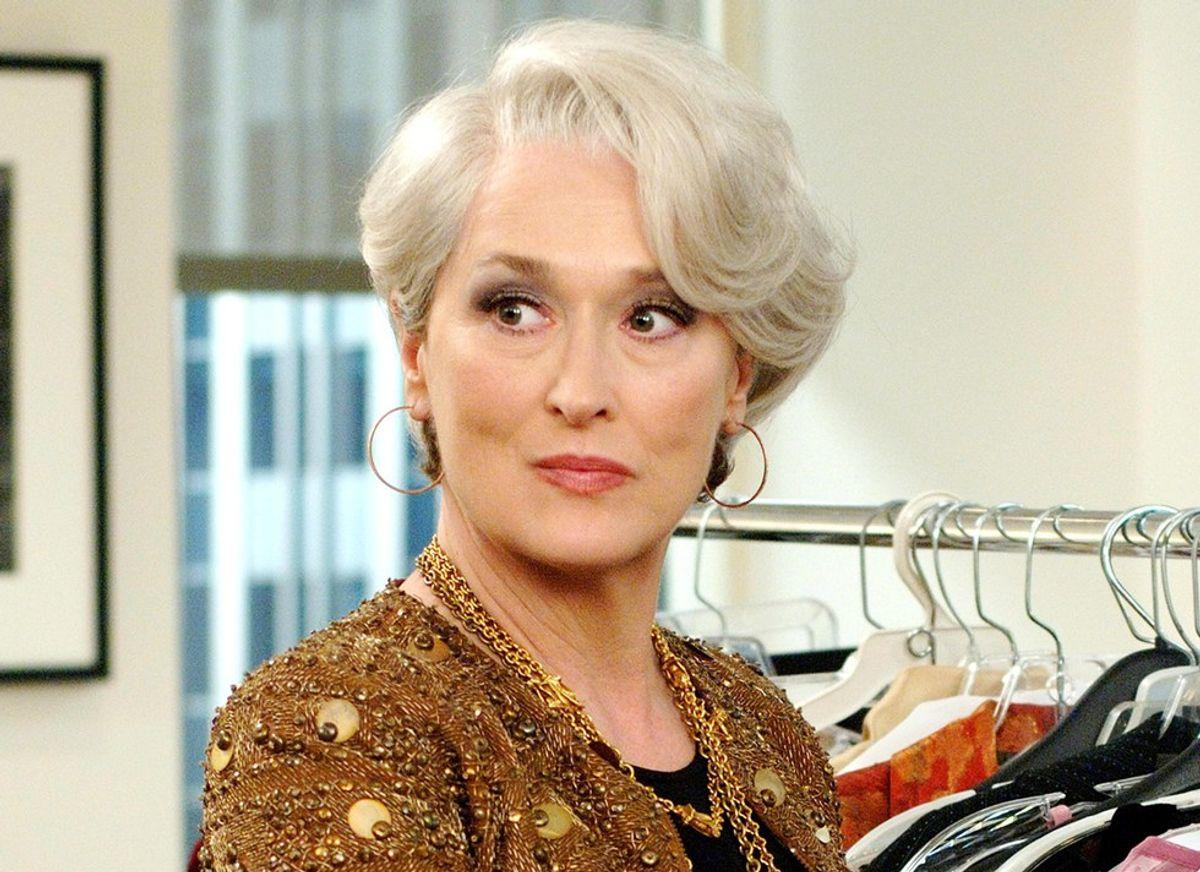 Golden Globes: Streep Style