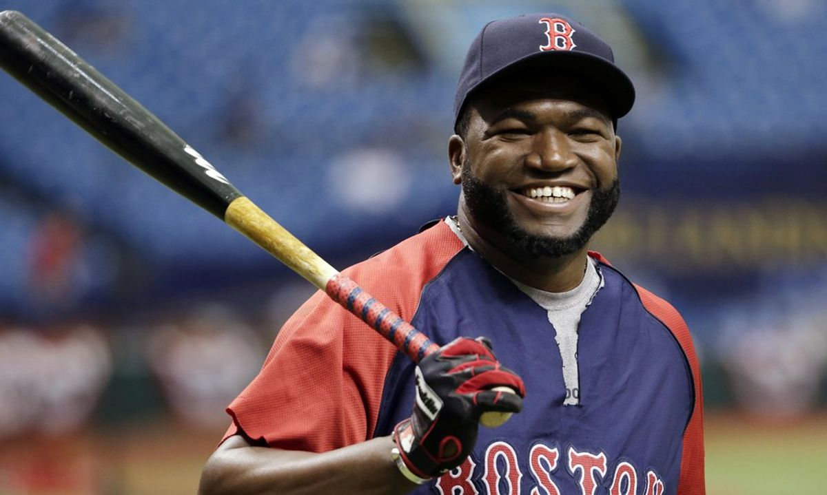 David Ortiz Sends Red Sox Nation Into A Frenzy