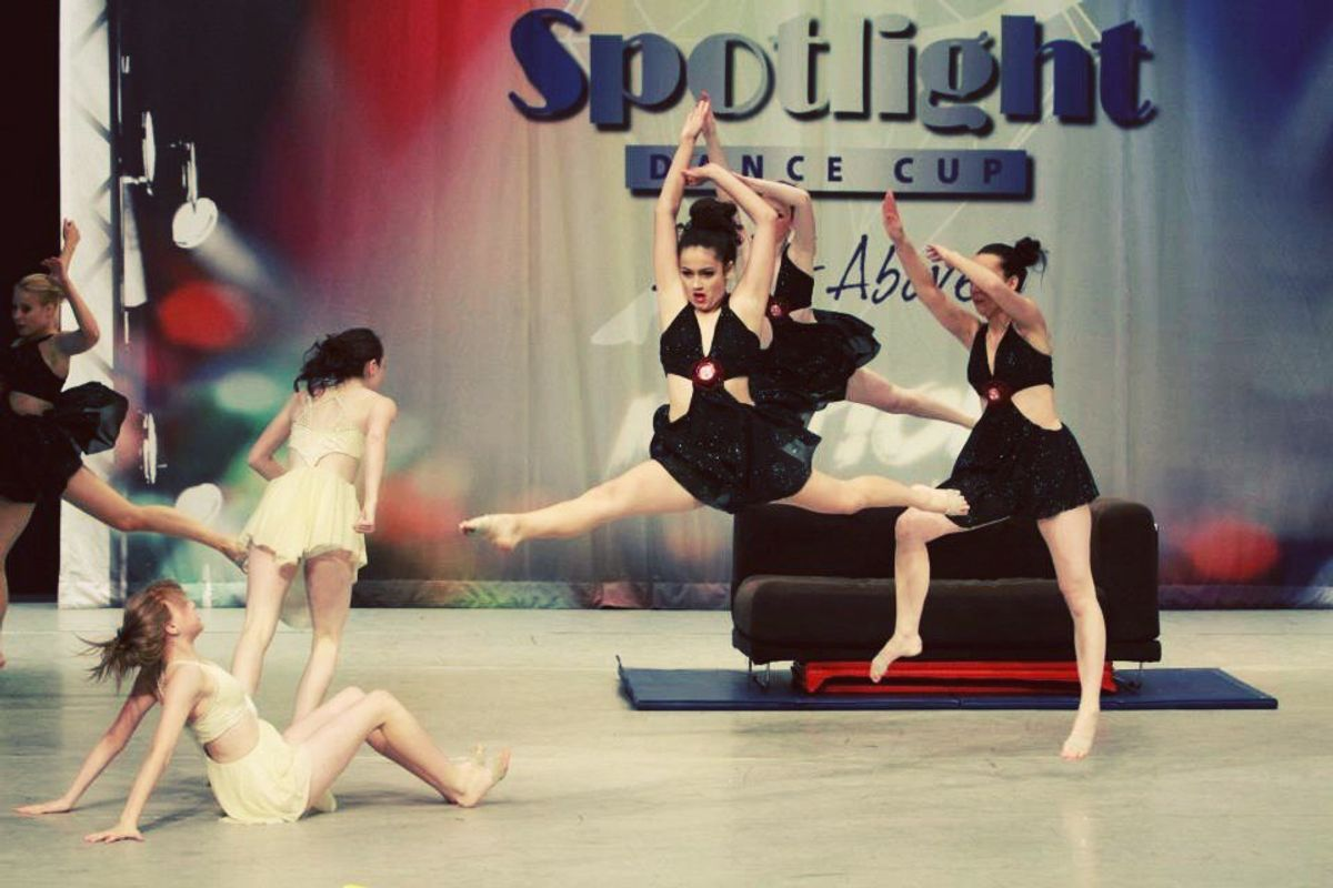 7 Things Competitive Dance Taught Me