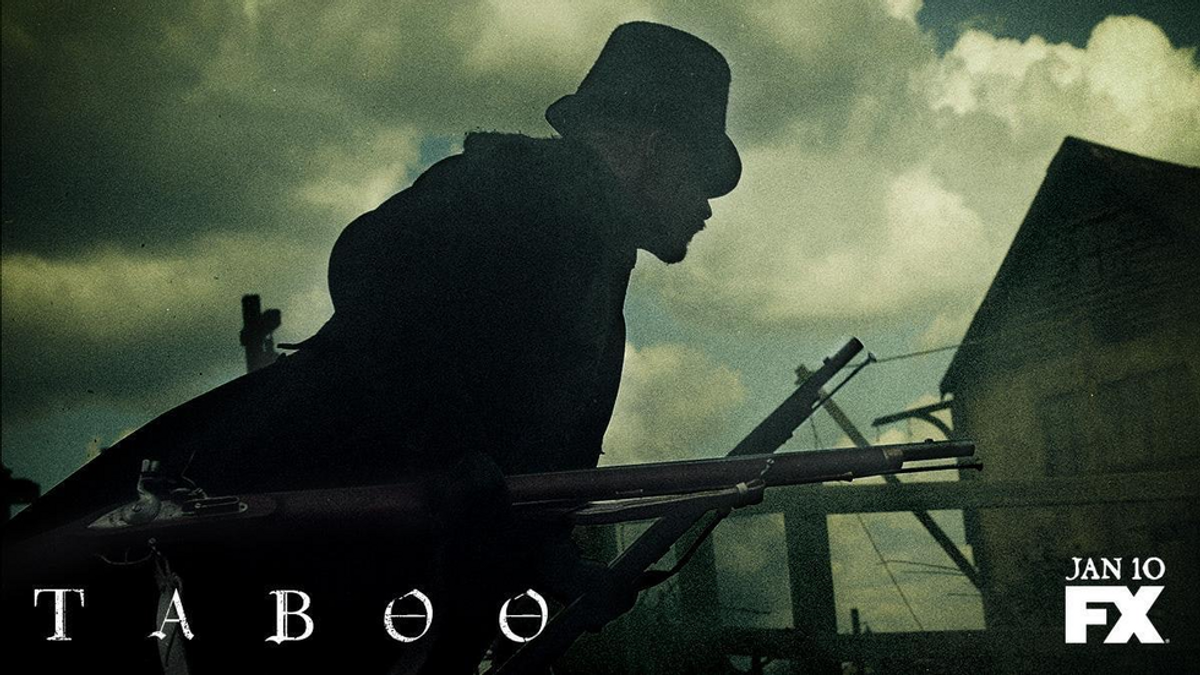 Review of FX's Taboo