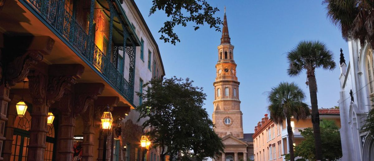 City Guide to Charleston, SC
