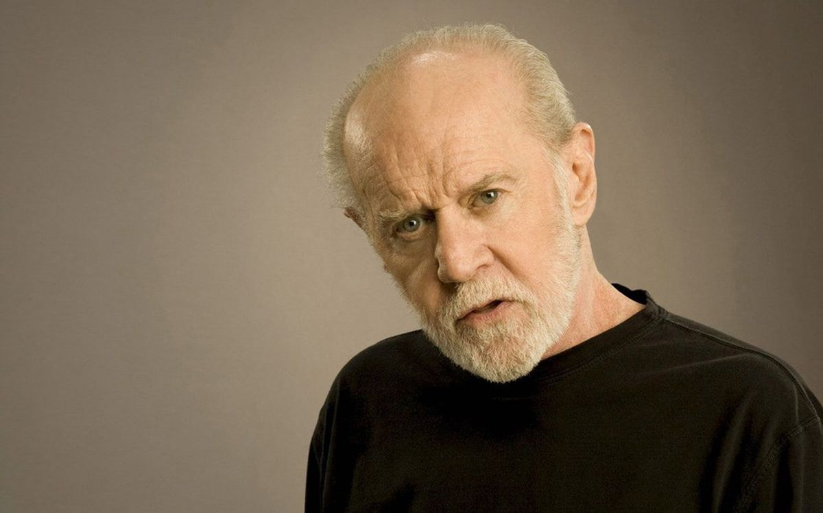 21 George Carlin Lines That Will Change Your View Of The World