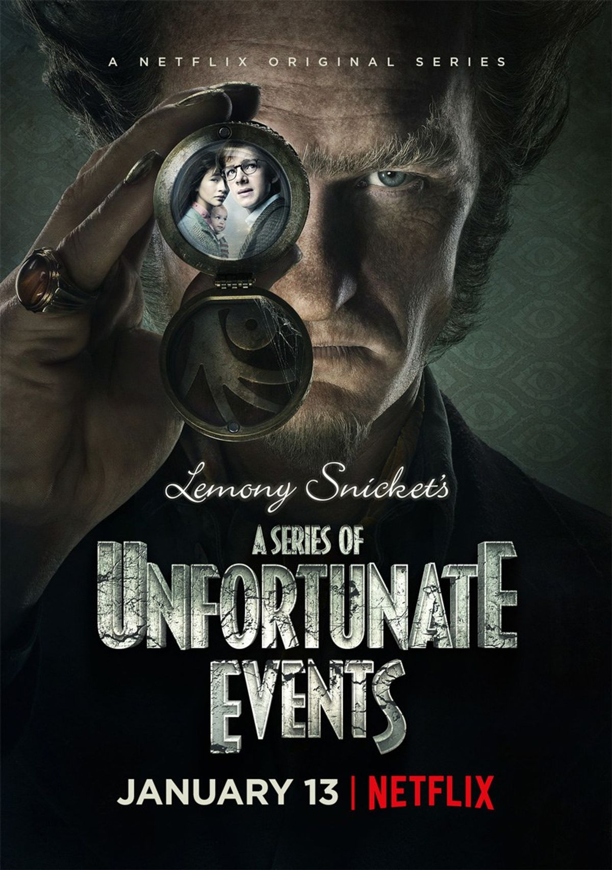 A Review of Netflix's A Series of Unfortunate Events: Episode 1