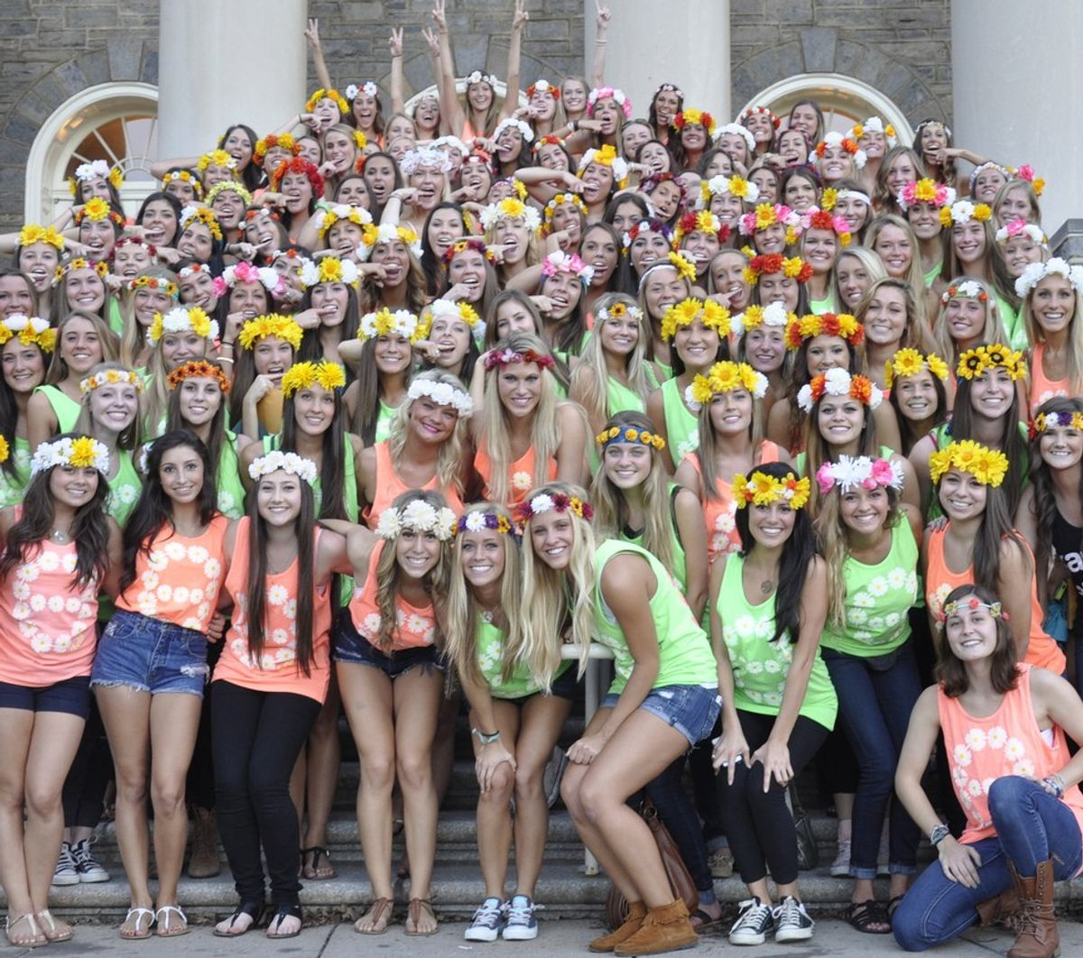 5 Things Sorority Girls Are Tired of Hearing