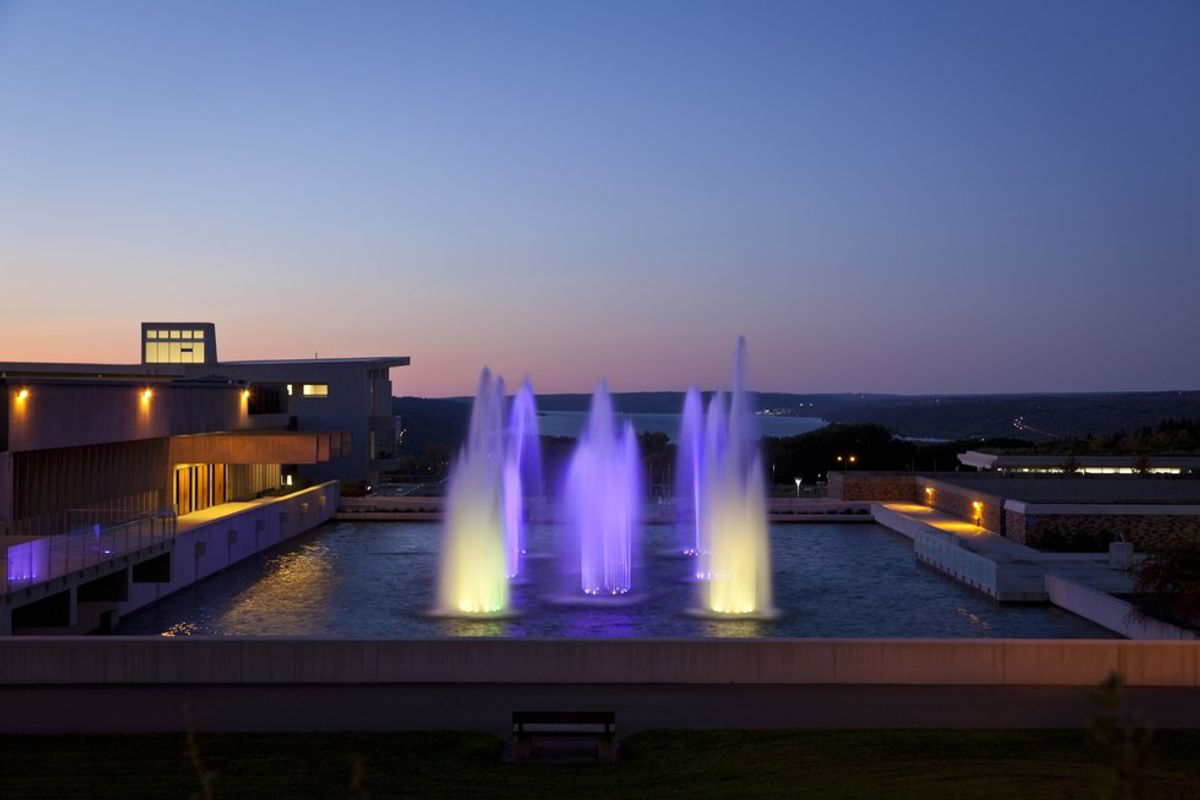41 Questions I Have For Ithaca College