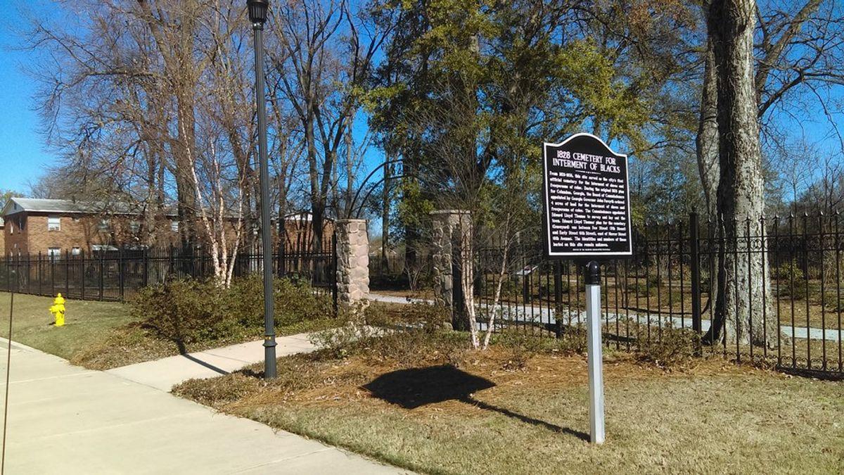 A Walk Through Columbus' Past