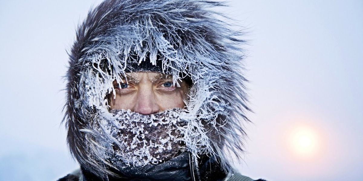 4 Ways To Stay Warm On The Frozen Tundra
