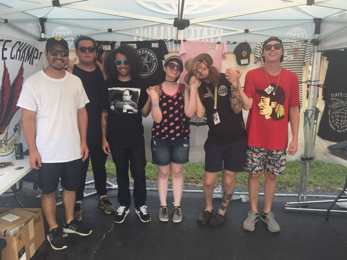 Why I've Always Wanted To Work on Warped Tour