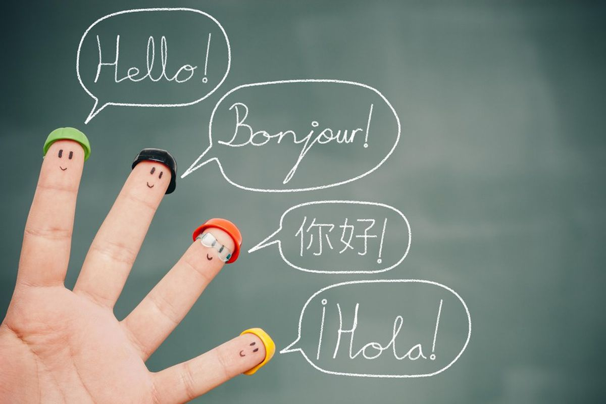 Five Real Reasons To Learn a Foreign Language