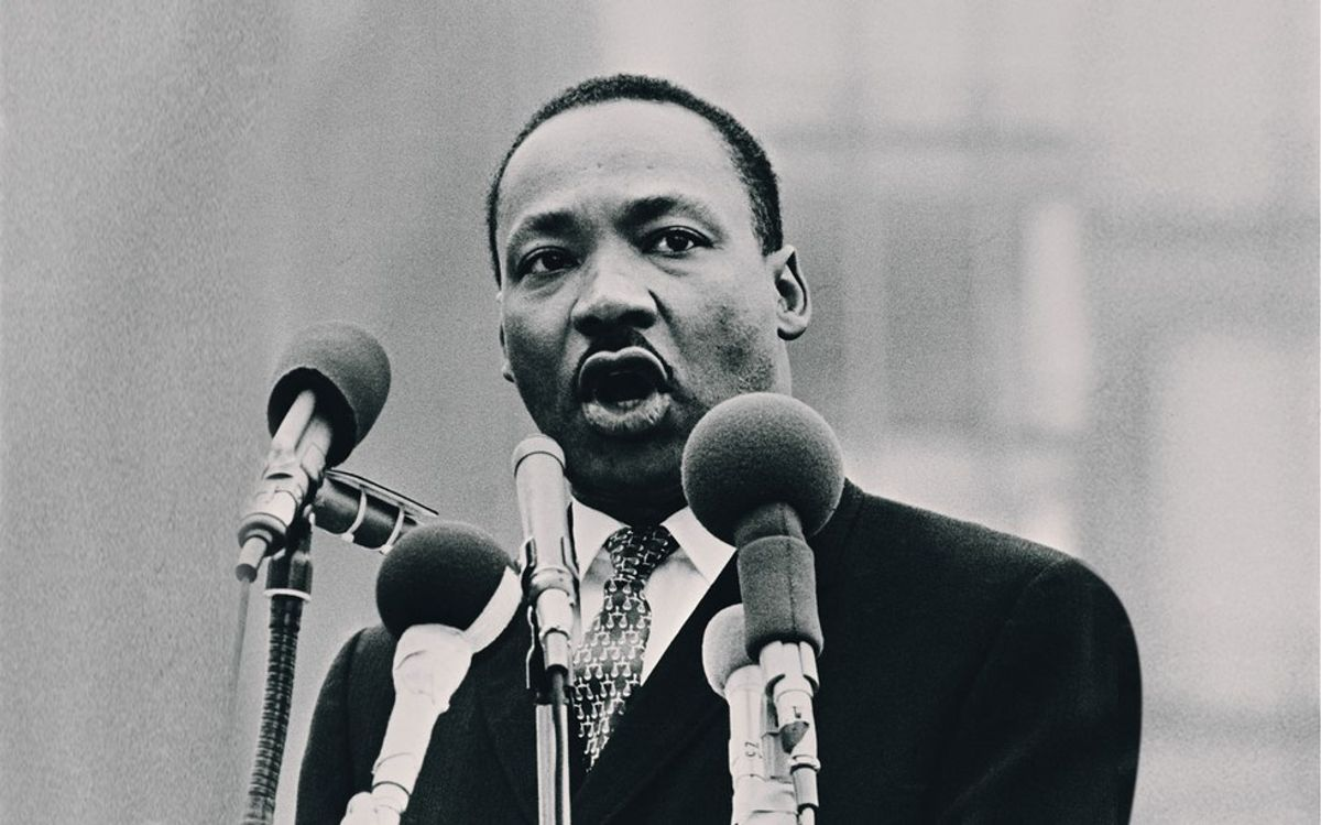 The Weight of Dr. Martin Luther King Jr. Day