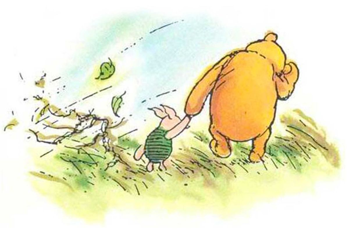 National 'Winnie The Pooh' Day