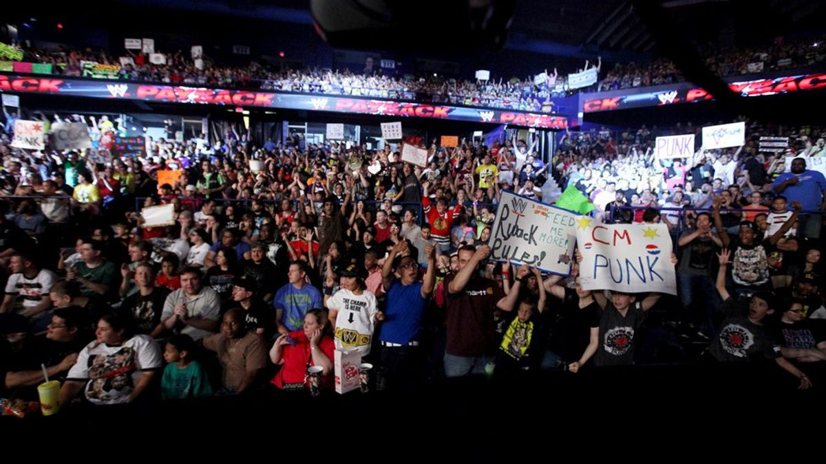 Why Professional Wrestling Matters