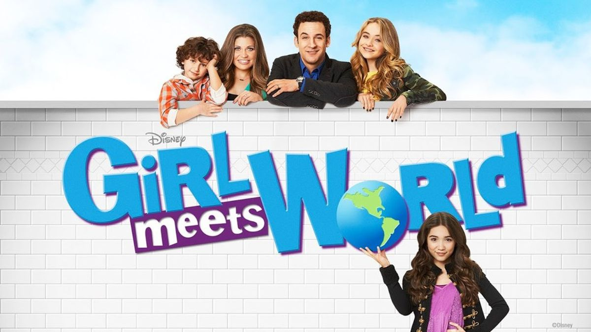 A Goodbye To 'Girl Meets World'