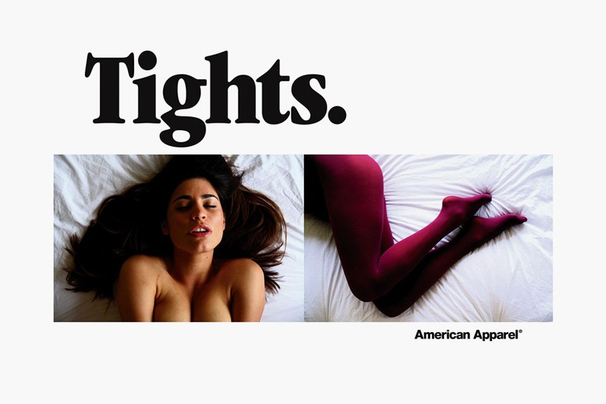 American Apparel Is Not Up To A Good Start