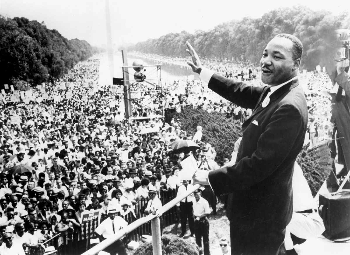 MLK's Dream For America Is A Dream Deferred