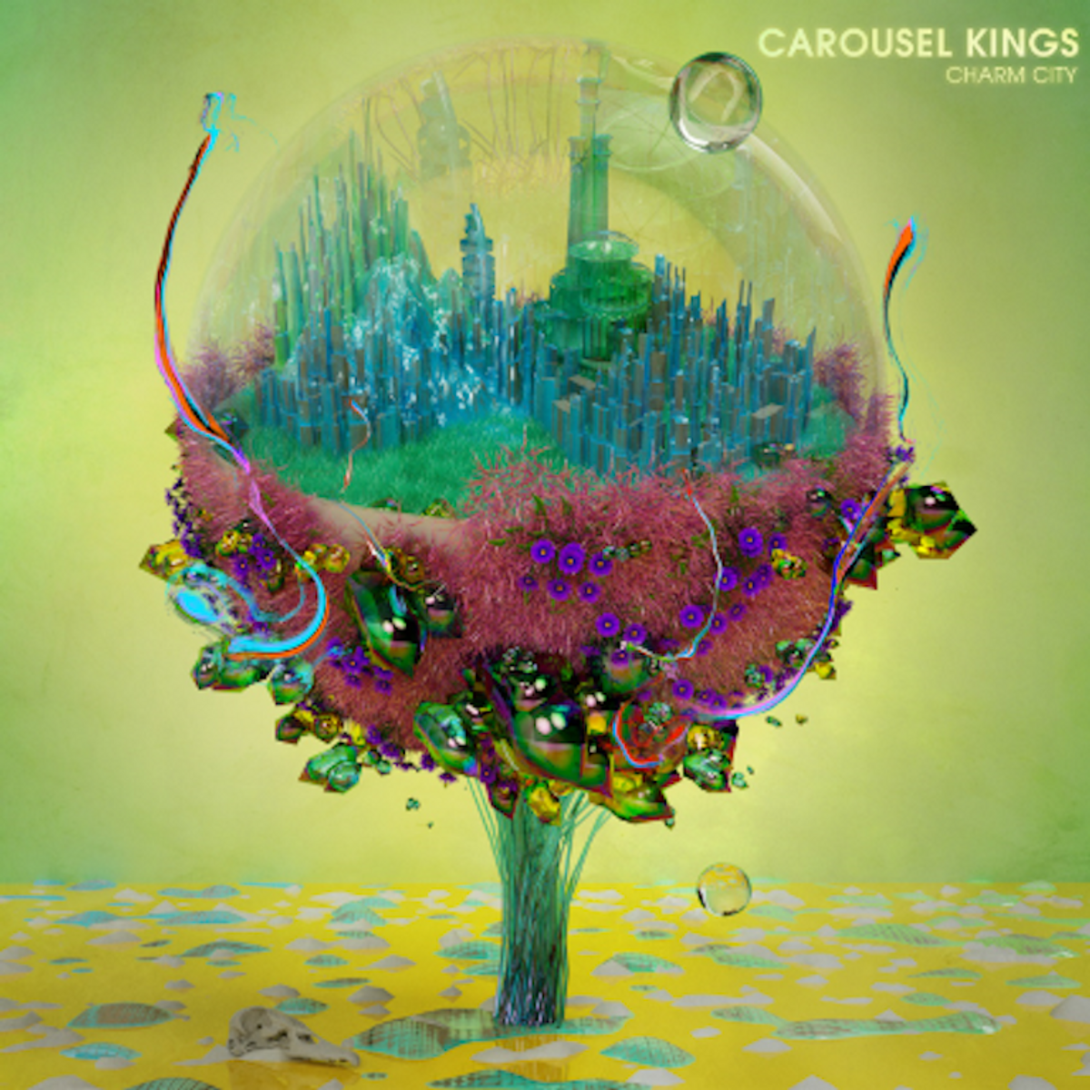 Introducing Carousel Kings, Your New Favorite Pop Punk Band