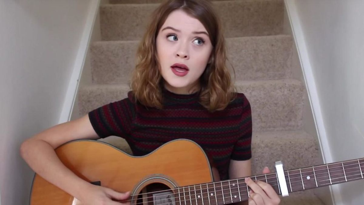Brighton's Brightest YouTube Star