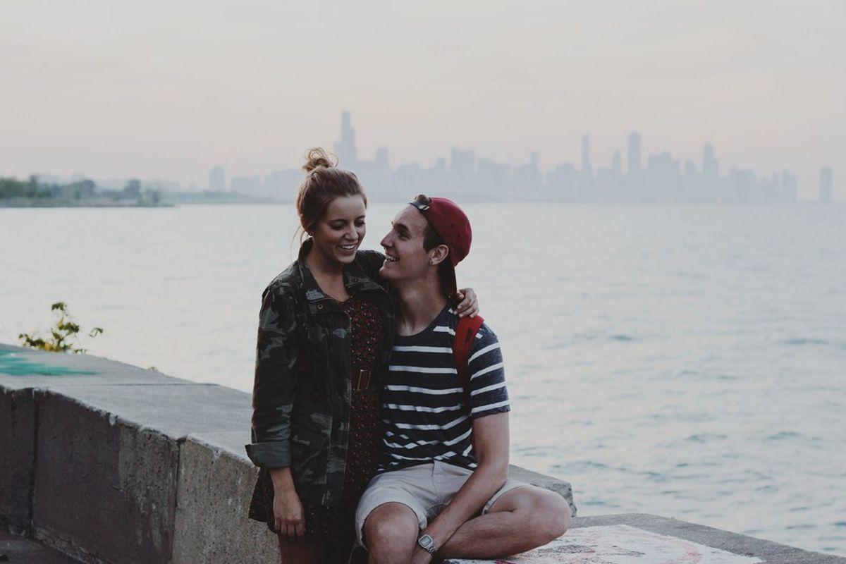 The Difference Between Falling In Love and Staying In Love
