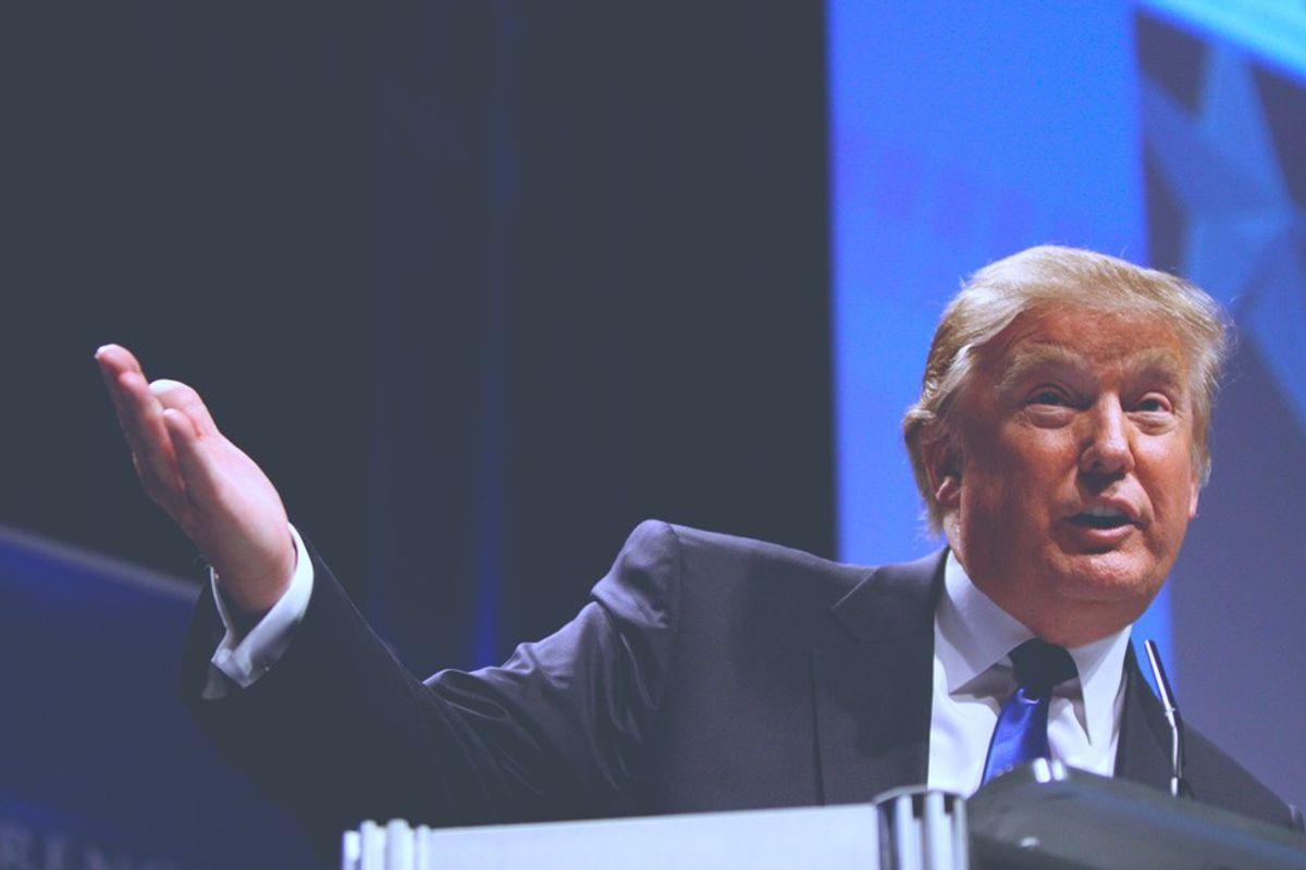 6 Reasons I Wish Trump Becoming President Was 'Fake News'
