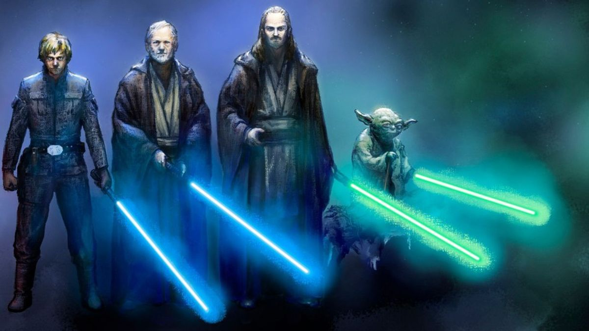 May The Force Be With You: Applying The Jedi Code To Everyday Life