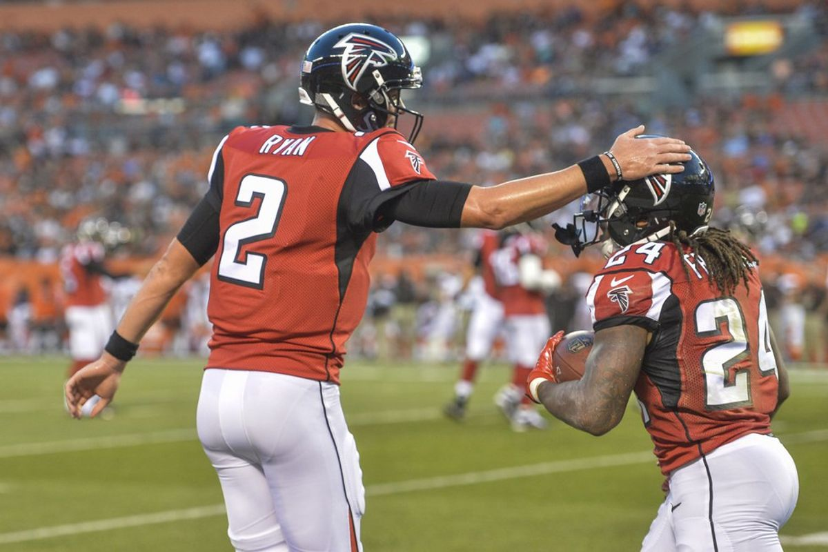 10 Reasons Why You Should Root For Matt Ryan And The Falcons